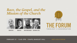 Race, the Gospel, and the Mission of the Church - Form Panel at 9Marks18