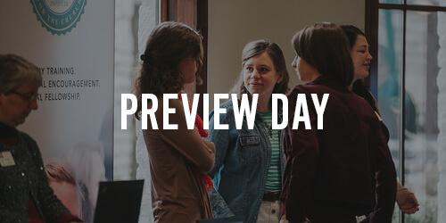 Check out Preview Day