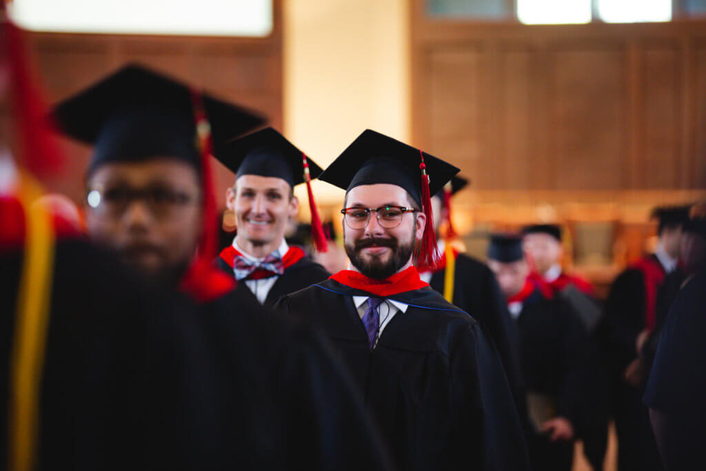 Midwestern Seminary graduates challenged to remain faithful in life and ministry
