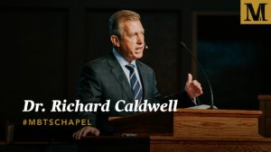 Chapel with Dr. Richard Caldwell