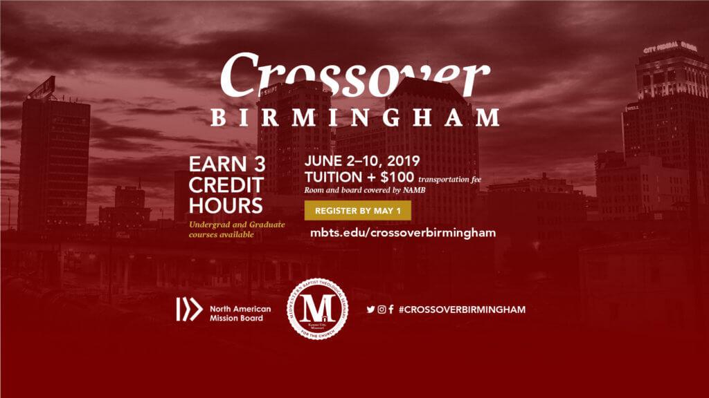 2019 Crossover - Birmingham