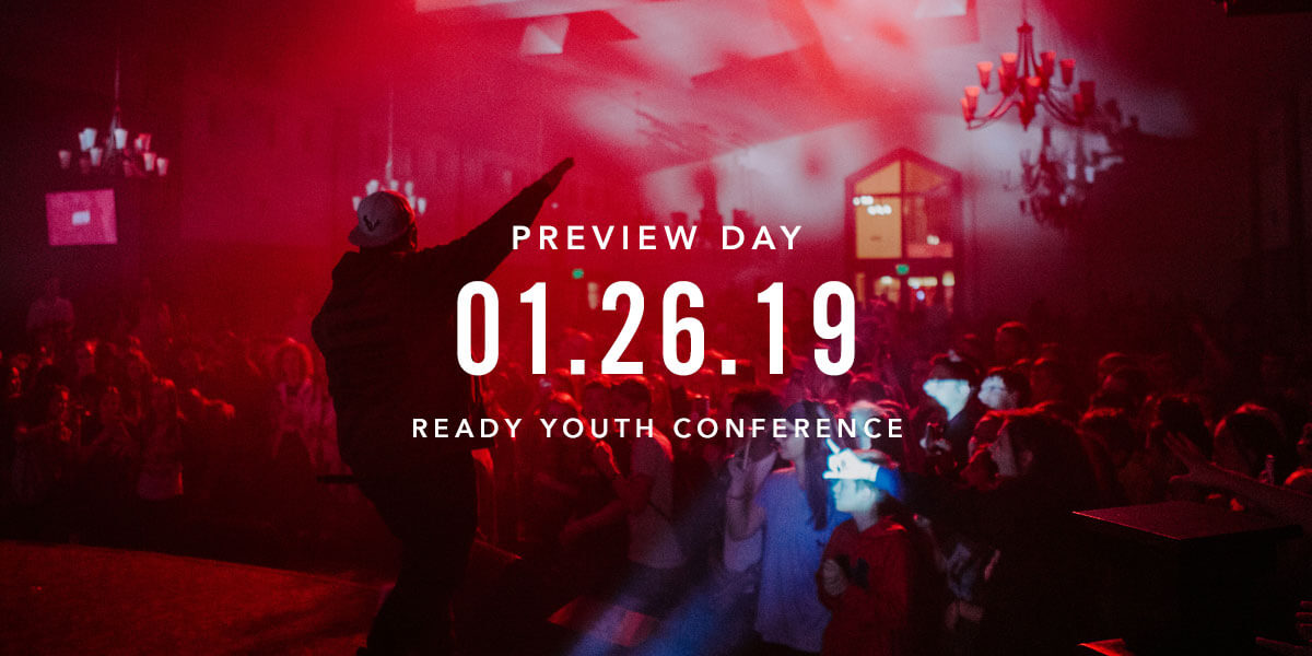 Preview Day at Ready19
