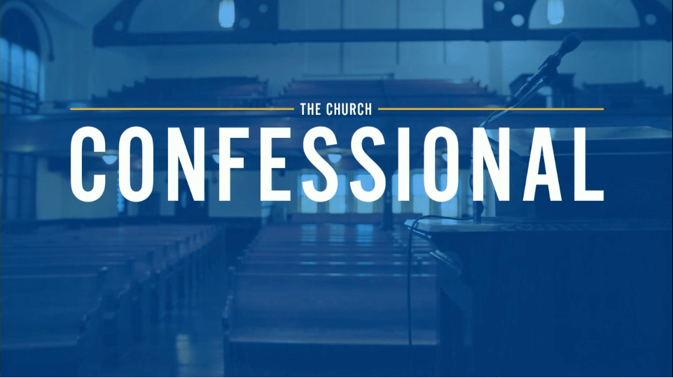 The Church Confessional – Charlie Dates