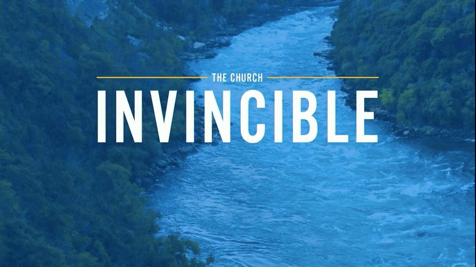 The Church Invincible – Jason K. Allen