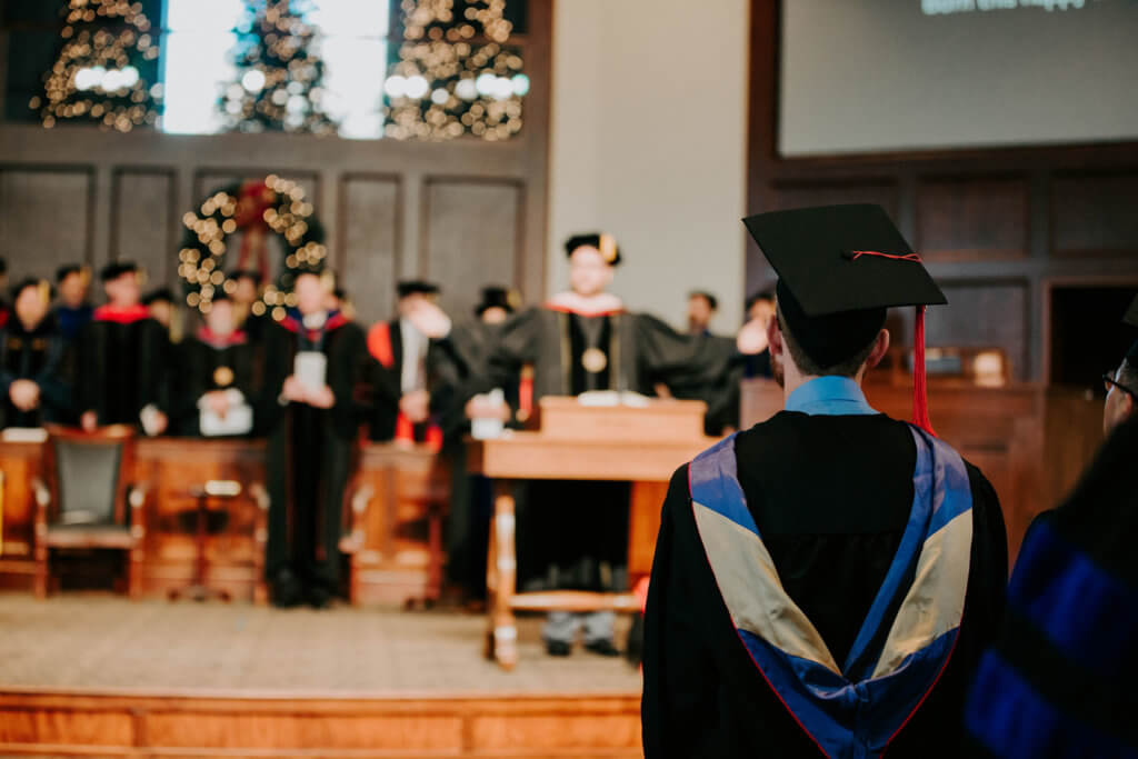Midwestern Seminary launches December grads into ministry