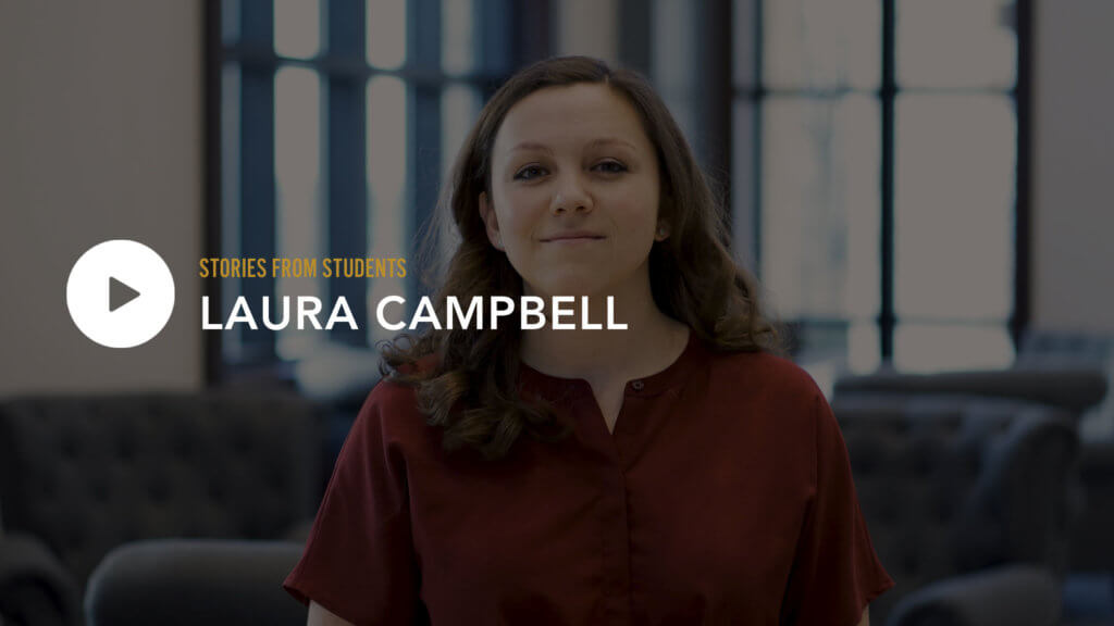 Laura Campbell – Stories from Students