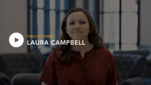 Stories from Students: Laura Campbell