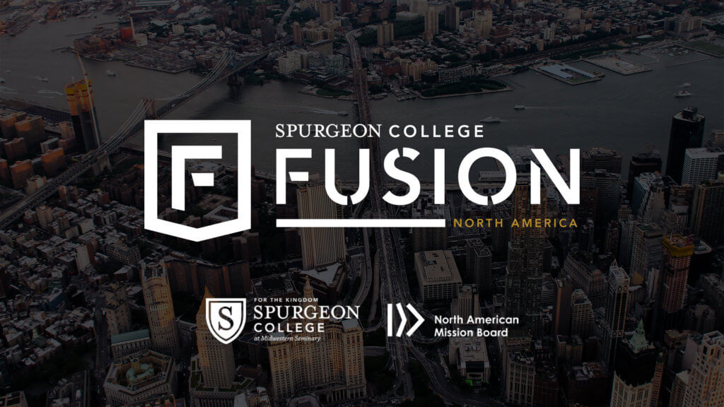 Spurgeon College to partner with NAMB for Fusion: North America