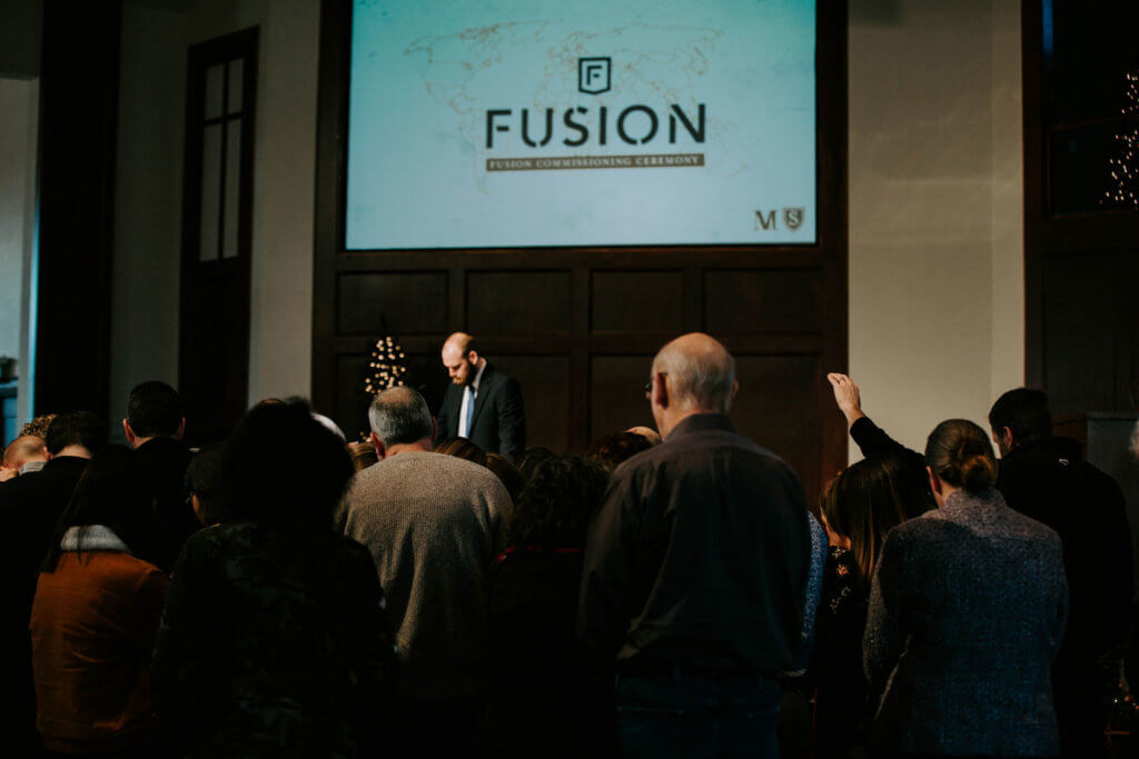 Fusion teams from Spurgeon College deploy throughout the world for missionary service