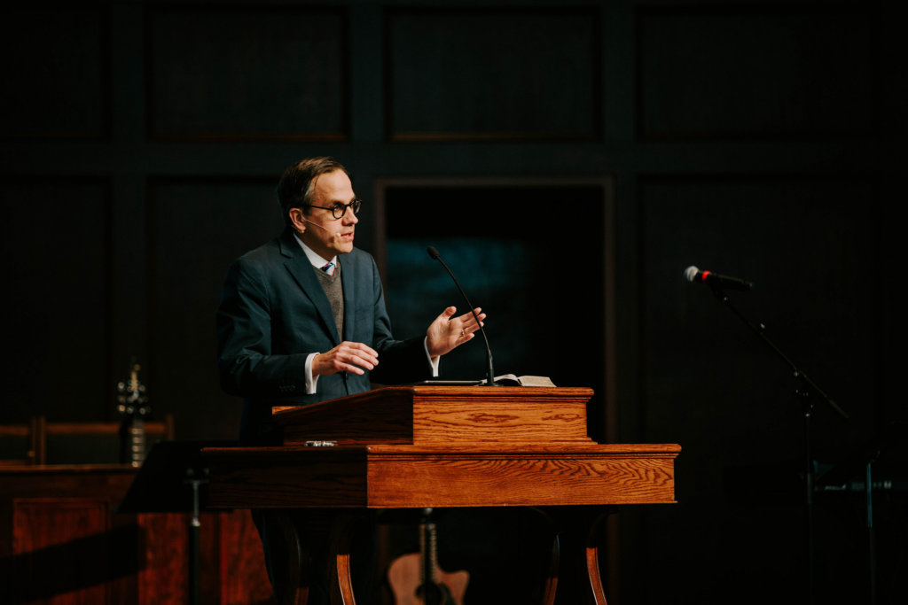 Chapel with Dr. Jason Duesing