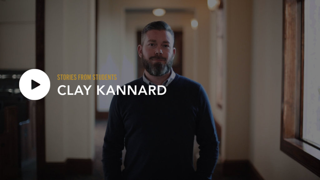 Clay Kannard – Stories from Students