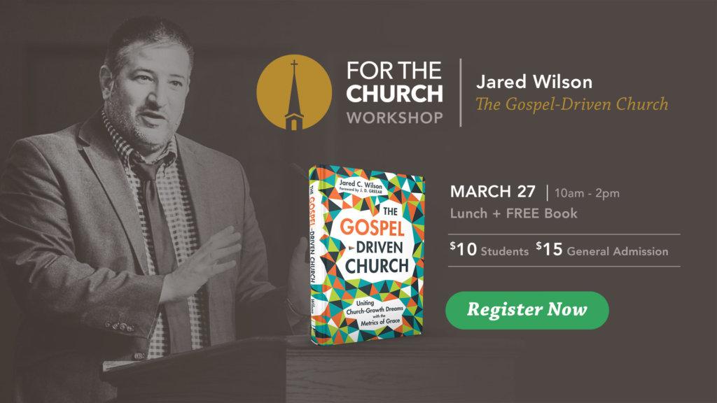 FTC Workshop with Jared Wilson