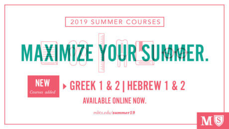 Enroll for Summer Classes