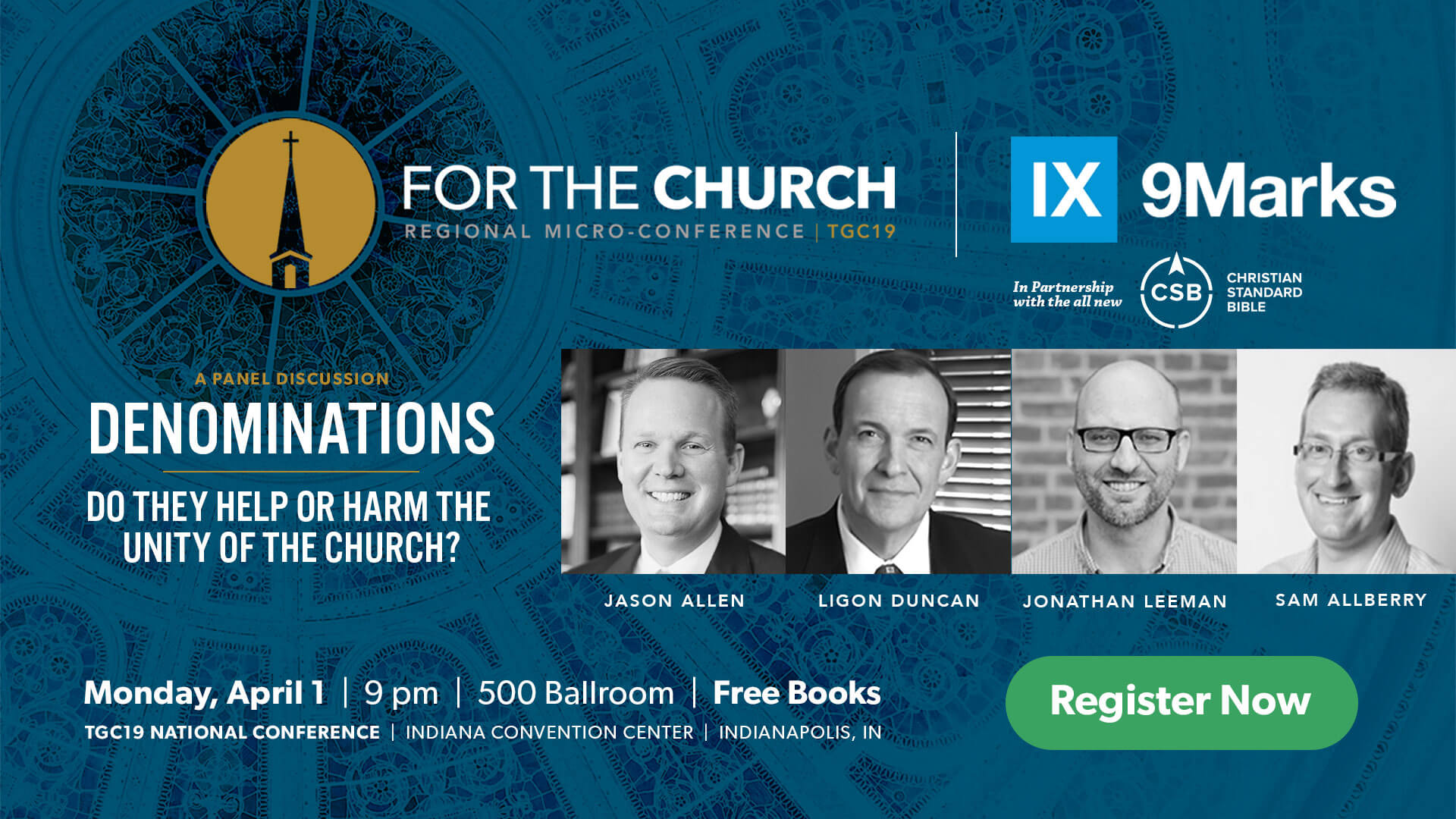 FTC at TGC19 - April 1