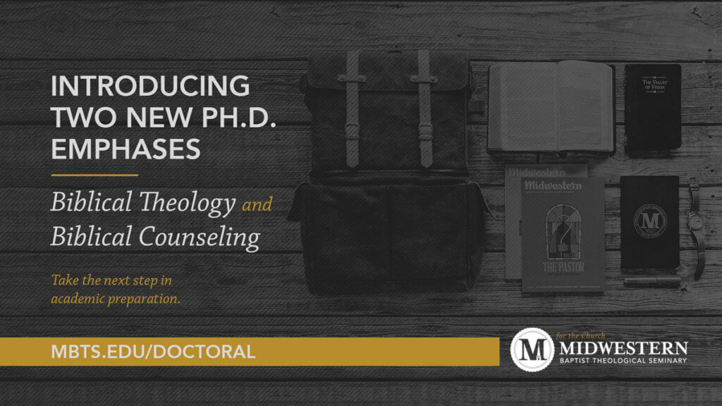 Introducing two new Ph.D. emphases