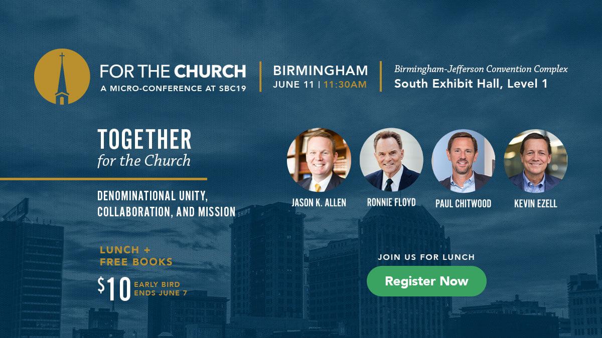 Register for FTC Birmingham at SBC19 June 11