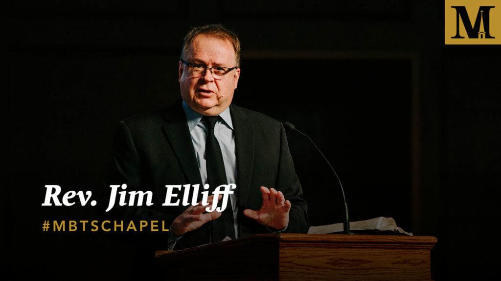 Chapel with Rev. Jim Elliff