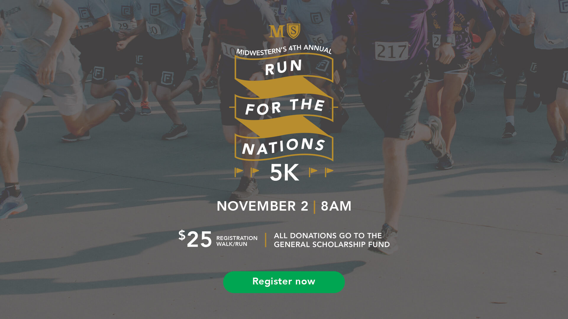 Run for the Nations Nov. 2