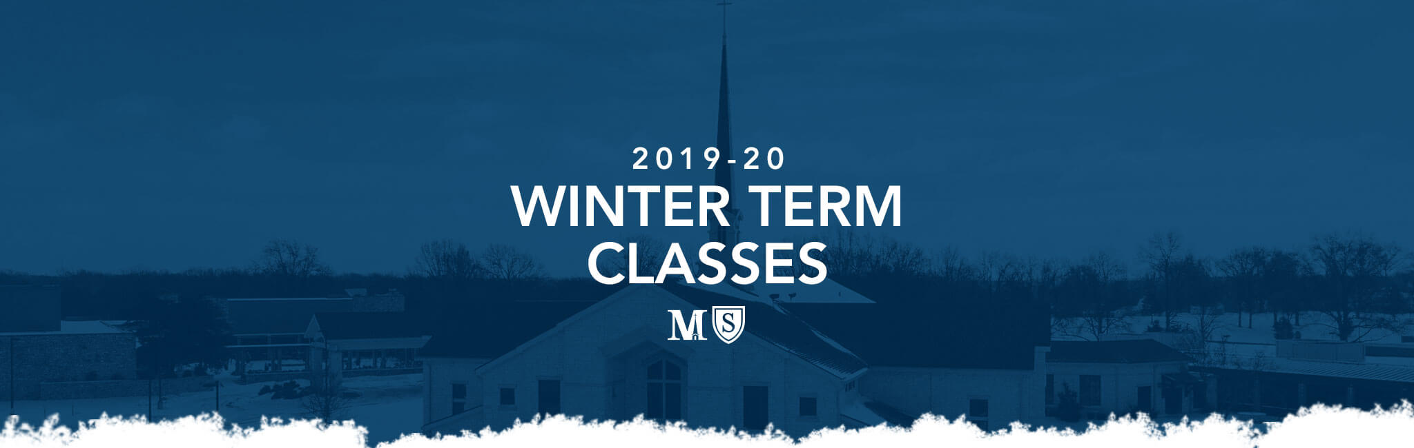 Winter 2019 Classes