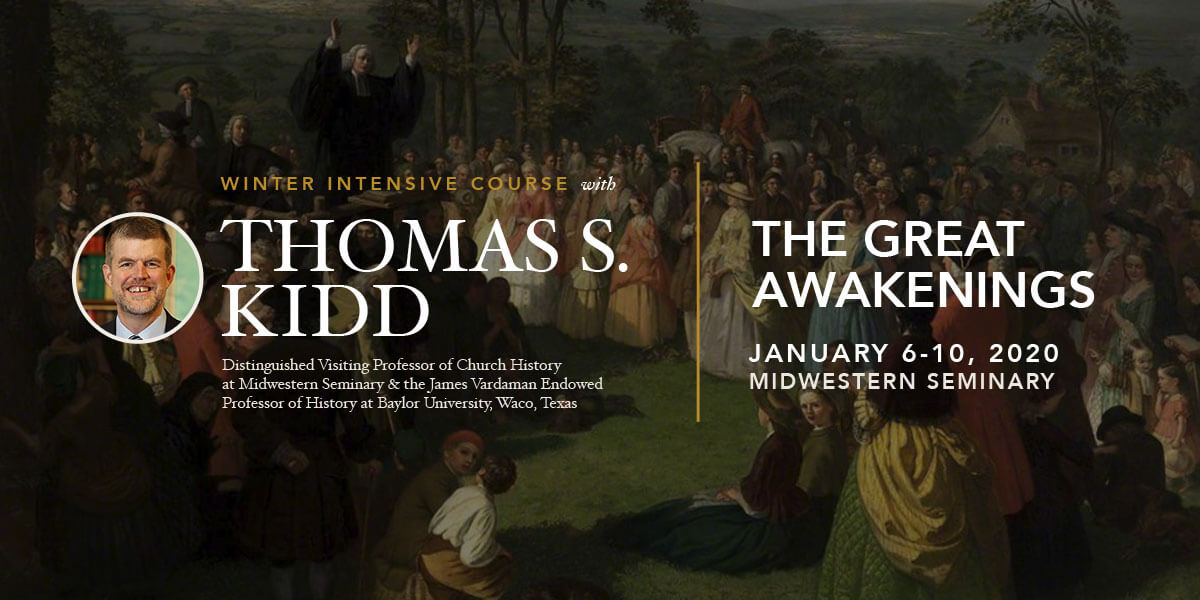 The History of the Great Awakenings with Thomas Kidd