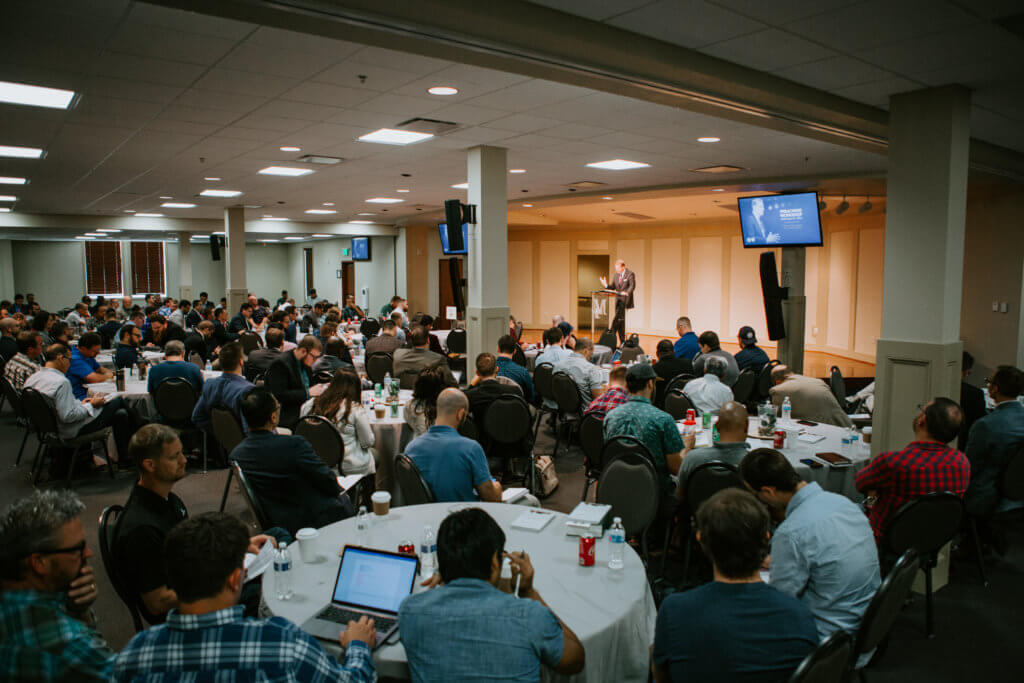 FTC Workshop, led by Allen, focuses on preaching