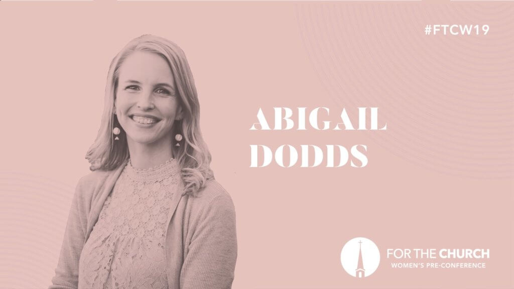 FTC Women's Pre-Conference 2019 with Abigail Dodds