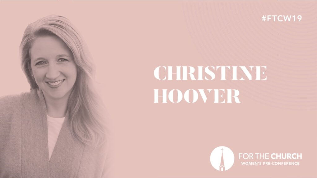 FTC Women's Pre-Conference 2019 with Christine Hoover