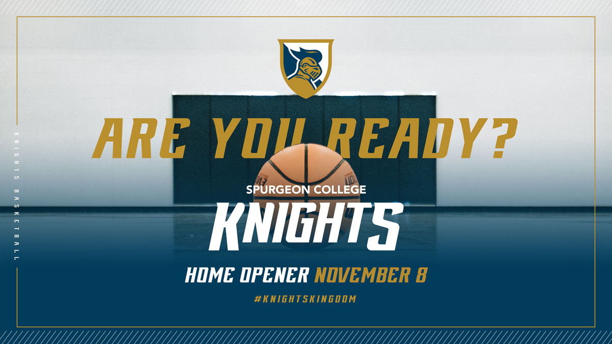 Spurgeon Knights Home Opener - Nov. 8