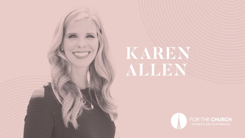 FTC Women's Pre-Conference 2019 with Karen Allen