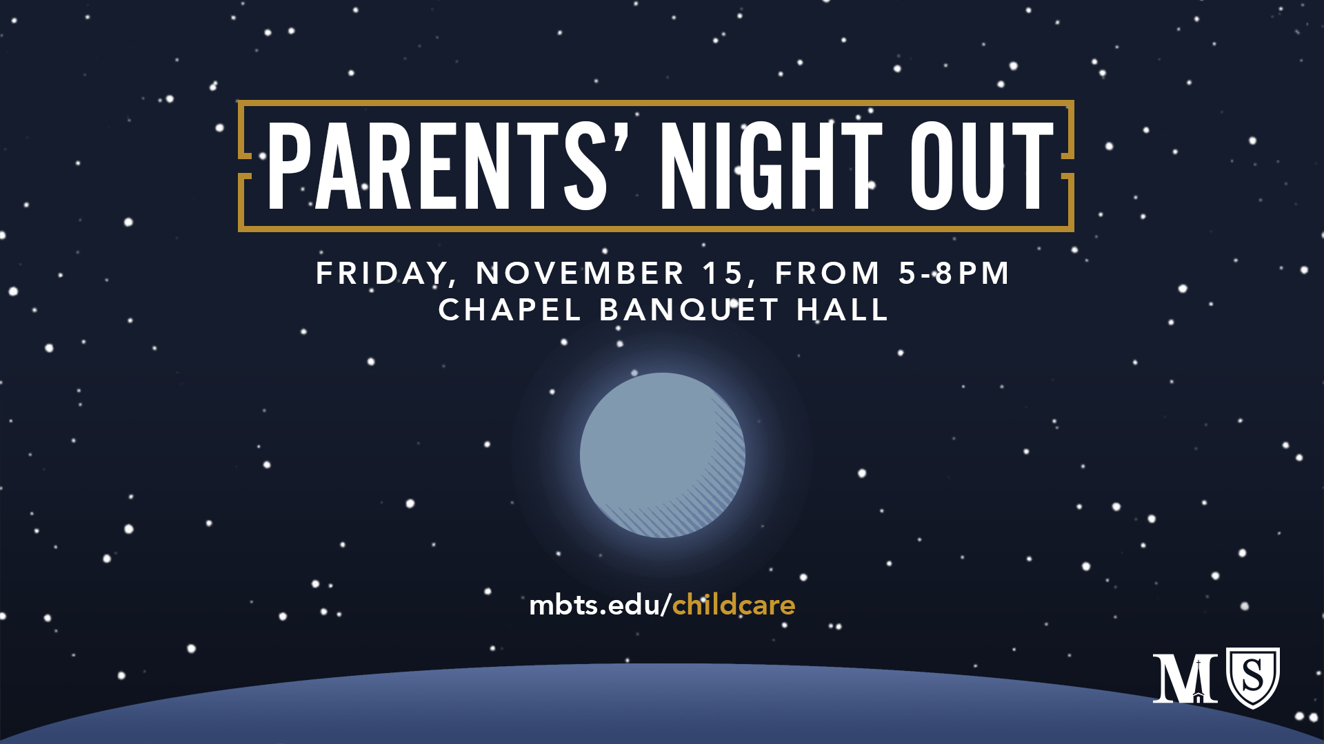 Parents' Night Out - Nov. 15