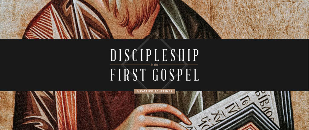 Discipleship in the First Gospel