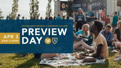 Spring Preview Day - April 3, 2020