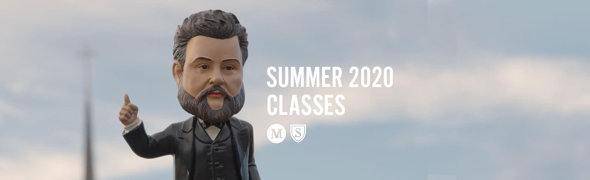 Summer 2020 Classes
